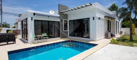 Modern Pool Villa Soi 6 for Sale (10639)