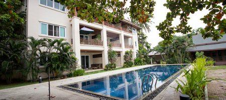Beach Front Condominium for Sale (20361)