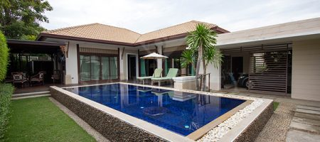 Magnificent Pool Villa For Sale (10839)