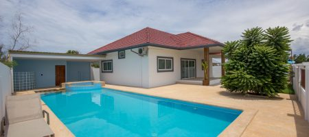 Beautiful Pool Villa for Sale (11100)