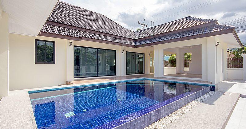 Beautiful Pool Villa in Hau Hin for Sale (11103)