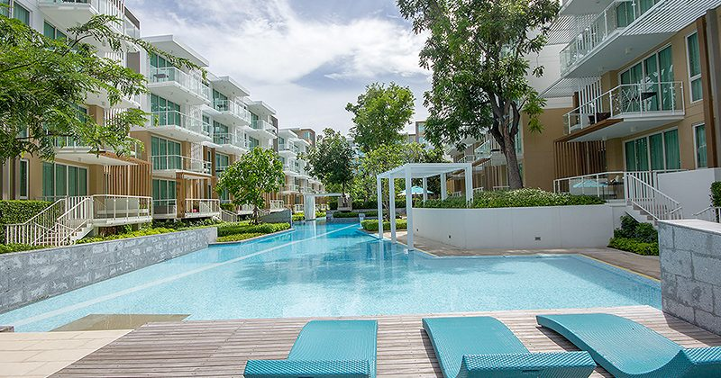 Condominium on Beach for Sale (20648)