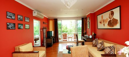 Luxury Condo on Hua Hin Beach for Rent (40041)