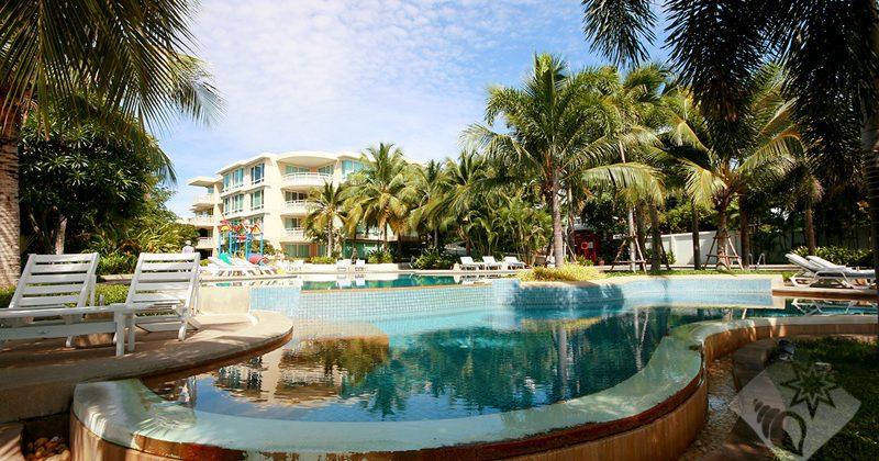 Luxury Condo on Hua Hin Beach for Sale (20323)