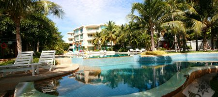 Condominium in Hua Hin Town for Rent (40043)