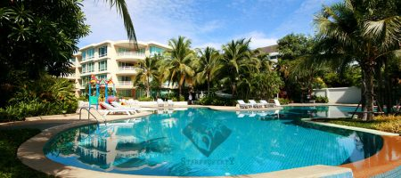 Condo on Hua Hin Beach for Rent (40119)