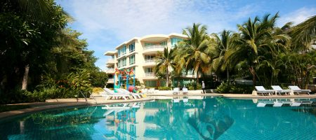Condominium in Hua Hin Town Centre for Rent (40024)