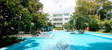 1 Bedroom with Sea View at Baan Sandao (40180)