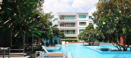 Ground Floor Condominium For Rent (40106)