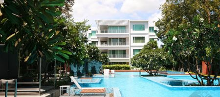 2 Bedrooms for Rent at Baan Sandao (40200)
