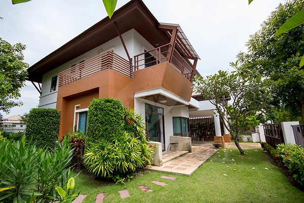 Beautiful 2 Storey House in Hua Hin (10649)
