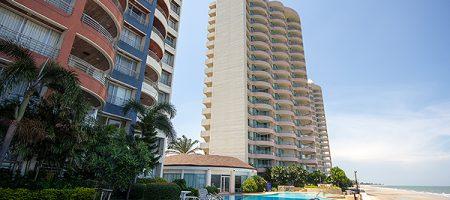 Condominium in Cha Am for Sale (20501)