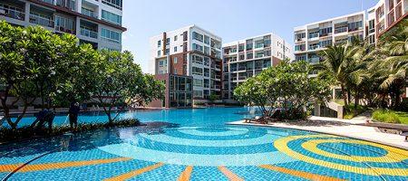 Condominium in Hua Hin for Sale (20523)