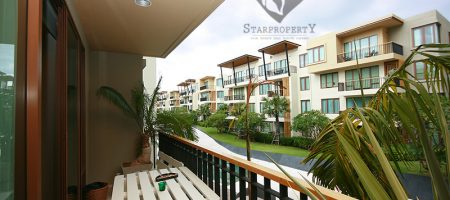 Nice Condominium for Rent at Baan Sansuk (40178)