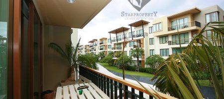 Nice Condominium for Rent at Baan Sansuk (40178)