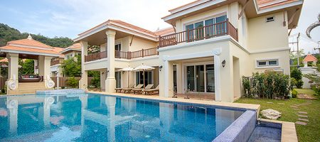 Prestigious Pool Villas for Sale (10914)