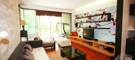 Luxury Unit at Baan San Ploen for Rent (40192)