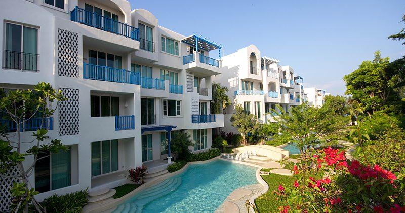 Condominium in Hua Hin for Sale (20364)