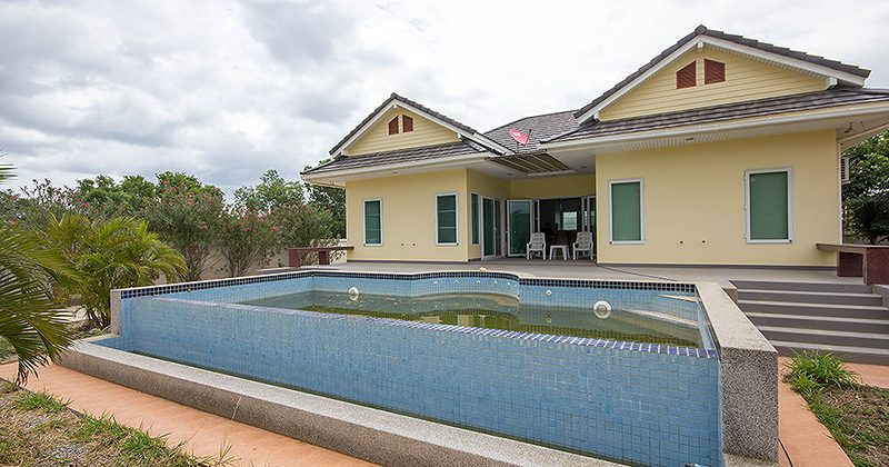 Beautiful Villa Hua Hin Soi 112 (11117)