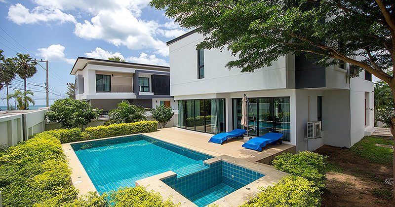 House Near Pranburi Beach (11131)
