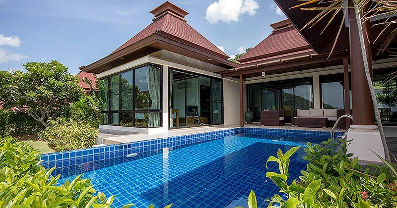 Panorama Pool Villa (11123)