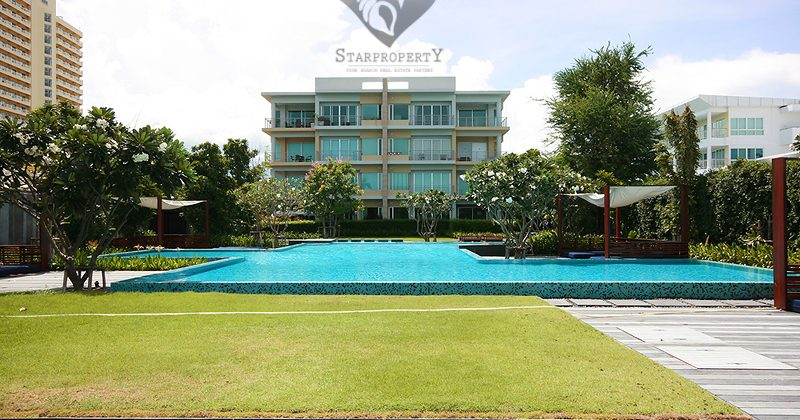 2 Bedrooms Unit in the Heart of Hua Hin (20196)