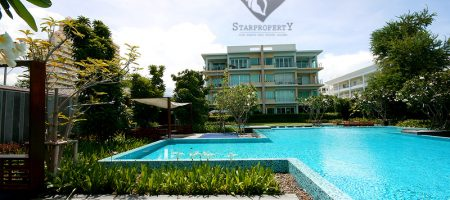 2 Bedrooms Unit in the Heart of Hua Hin (40211)