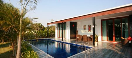 Modern Design Luxury Pool Villa For Sale (10479)