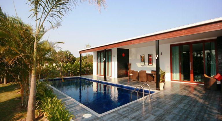 Modern Design Luxury Pool Villa For Sale (10479)