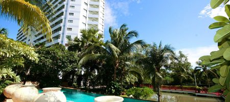 Beautiful Sea View Condo For Rent (40202)