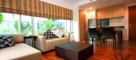 Ground Floor Unit at Baan Sandao for Rent (40182)