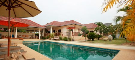 Luxury Pool Villa With Large Plot Of Land (10475)
