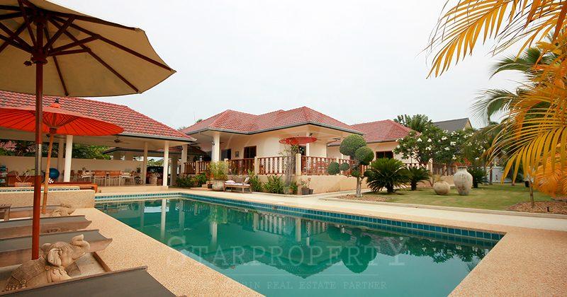 Luxury Pool Villa With Large Plot Of Land (10475)