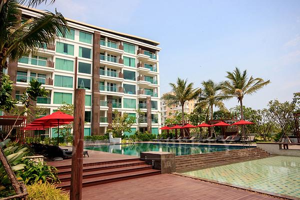 Condominium in the Heart of Khao Takiap (20365)