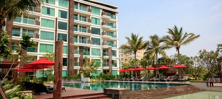 Condominium in the Heart of Khao Takiap (20360)
