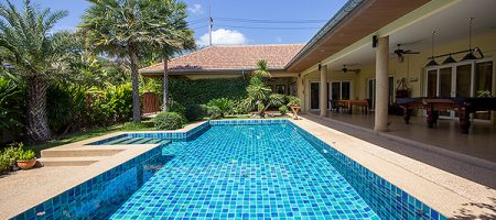 Luxury Pool Villa for Sale (10954)