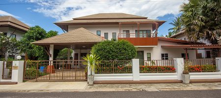 Beautiful 2 Storey House in Hua Hin for Sale (11137)