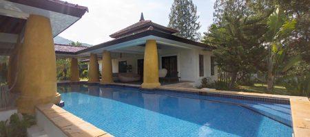 Balinese Style Villa (10508)