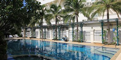 Condominium in the Heart of Hua Hin for Sale (20449)