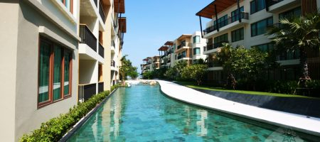 Beautiful Condominium for Rent at Baan Sansuk (40194)