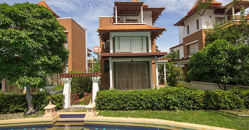 High Quality House at Boat House for Sale (11143)