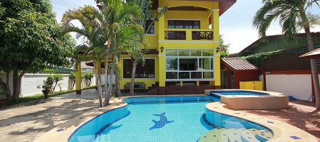 Beautiful 2 Storey House in Hua Hin (11144)