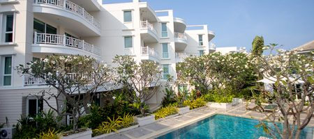 2 Bedrooms Condo with Fully Furnished (20378)