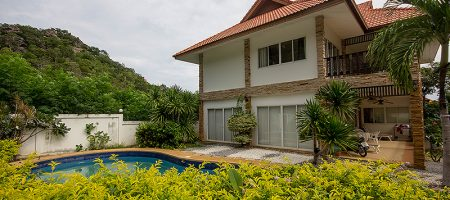 Beautiful Pool Villa with Nice Mountain View (11147)