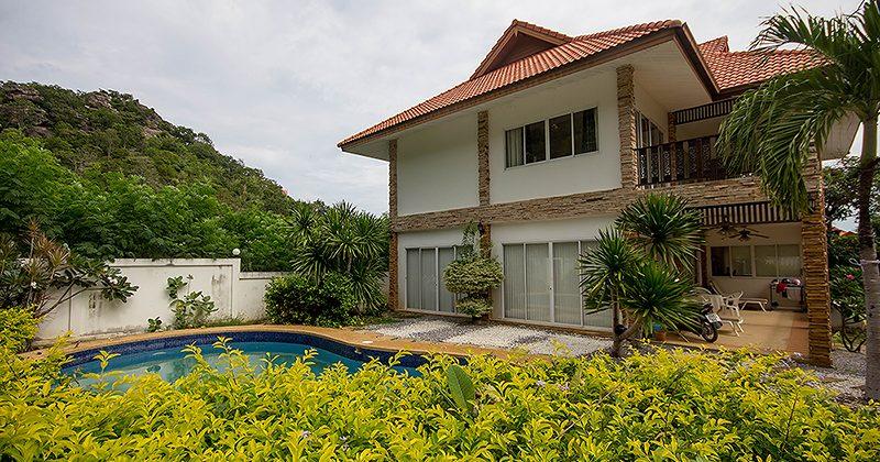 Beautiful Pool Villa with Nice Mountain View (11147)