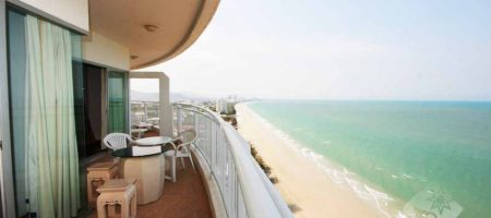 Condominium with Great Sea View (40151)