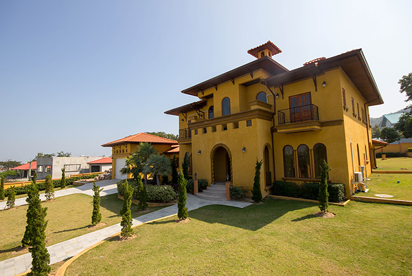 Tuscan House With Private Pool (10710)