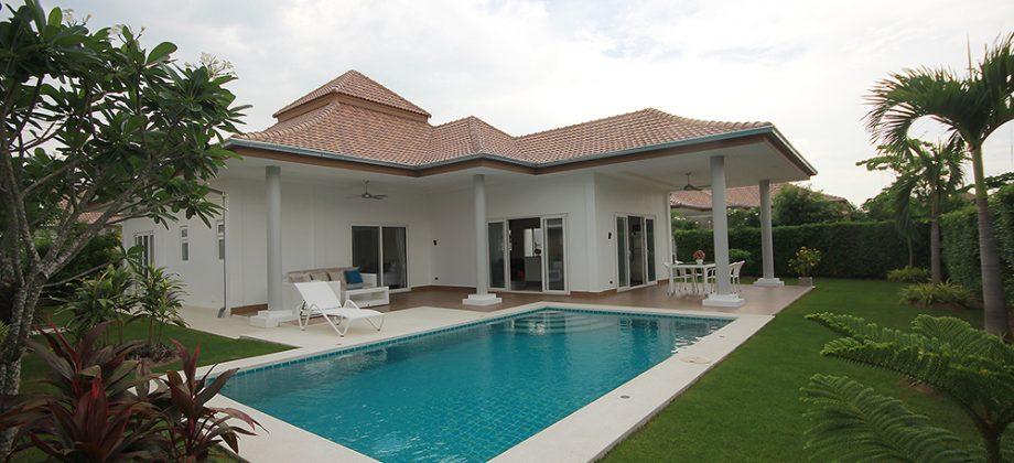 Beautiful Pool Villa for Sale at Mali Hua Hin 112 (11277)