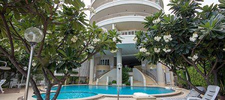 Condominium on Cha Am Beach (20528)