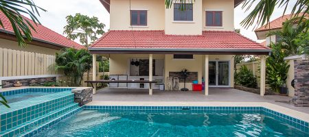 Beautiful Two Storey House Soi 102 for Sale (11224)